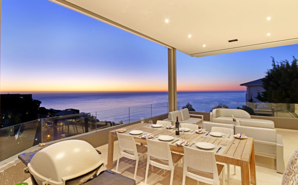 Bantry Bay Villa | 4 Bedrooms
