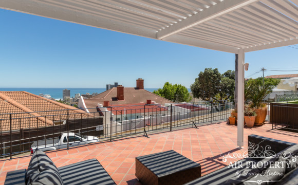 Sea Point Villa | 3 Bedrooms