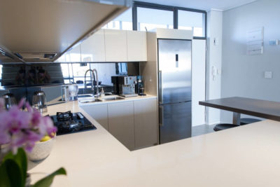 Green Point Apartment : kitchen 1