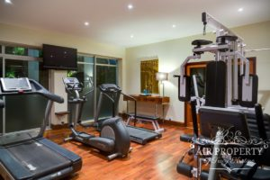 Camps Bay Villa : Bali Paradise Gym
