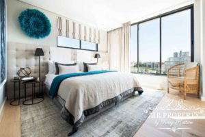 Sea Point Apartment : Sea Point Deluxe Bedroom1
