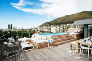 Sea Point Apartment : Sea Point Deluxe Deck