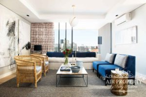 Sea Point Apartment : Sea Point Deluxe Lounge
