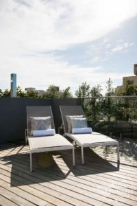 Sea Point Apartment : Sea Point Deluxe Loungers