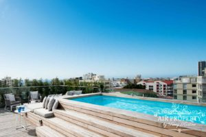 Sea Point Apartment : Sea Point Deluxe Pool