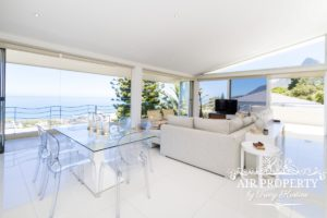 Camps Bay Apartment : 3 Bed Top Camps Bay 20