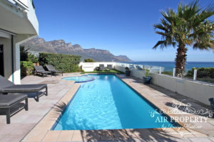Clifton Apartment : 3 Bedroom Clifton Pool 4