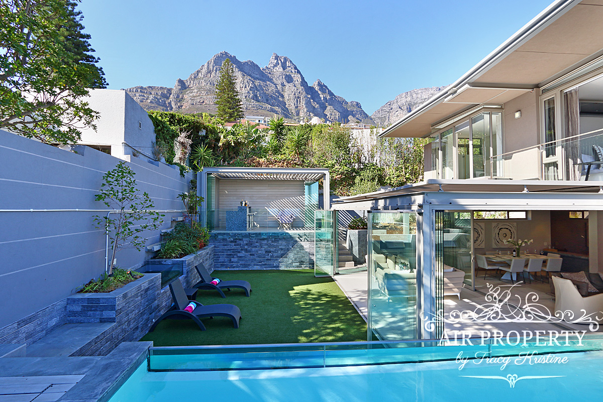 4 Bedroom Camps Bay Holiday Rental Painted Moon