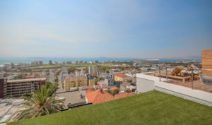 Green Point Apartment : Large Wooden Deck Terrace 36