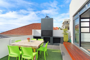 Green Point Villa : cape-town-green-point-rental-2beds18