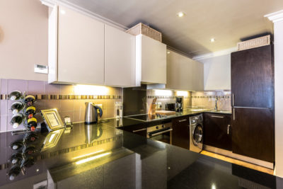 Green Point Apartment : KITCHEN 3