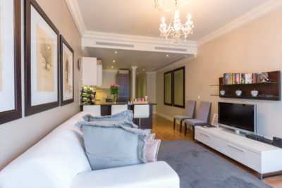 Green Point Apartment : LOUNGE 3