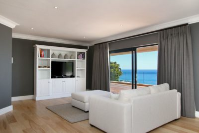 Camps Bay Villa : Masterbedroom 2