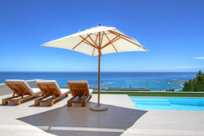 Camps Bay Villa : View
