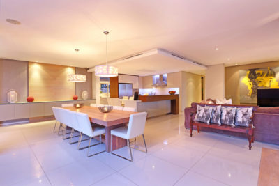 Sea Point Villa : luxury cape town villa2