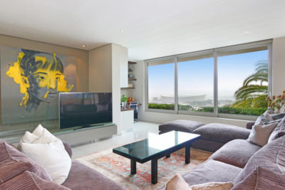 Sea Point Villa : luxury cape town villa4