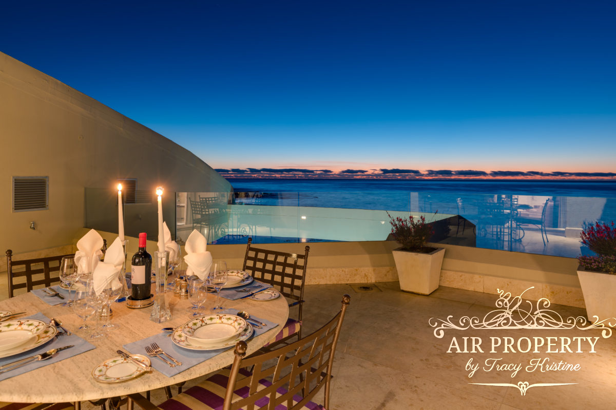 Cape Town Holiday Rentals with		 		 	City Views