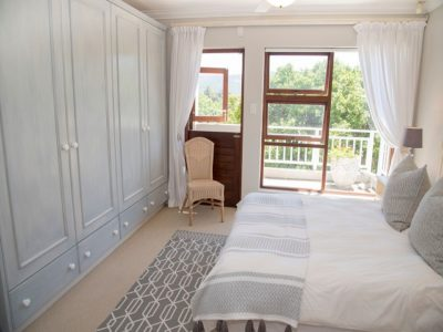 Wilderness Villa : luxury villa bedrom10
