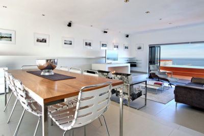 Camps Bay Villa : Dining and Living