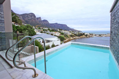 Camps Bay Villa : Pool 3