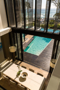 Camps Bay Villa : 1 New Indoor Outdoor View