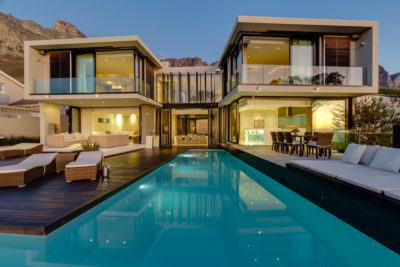 Camps Bay Villa : 10 New Outdoor Pool