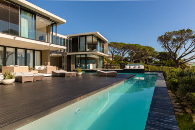 Camps Bay Villa : 3 New Outdoor Pool Daylight
