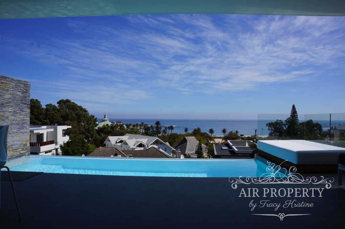 Cape Town Holiday Rentals with  Plunge Pool