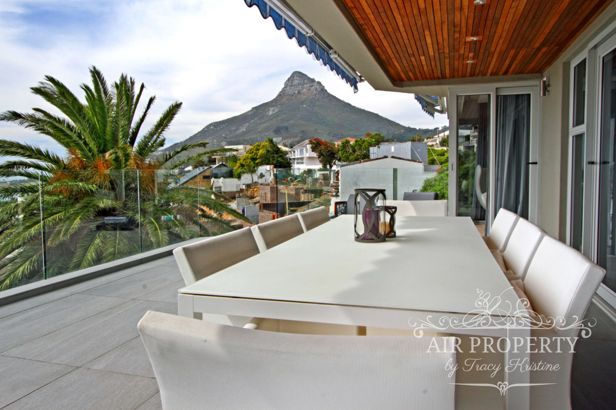 Cape Town Holiday Rentals with		 		 	Gas braai