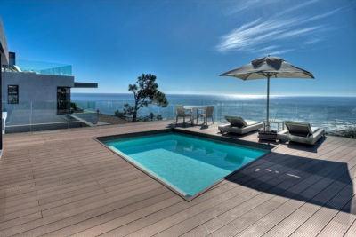 Camps Bay Villa : Privaet Pool Suite Room 5 with Private Pool