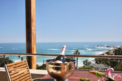 Camps Bay Villa : GBV2 – VIEW FROM PATIO