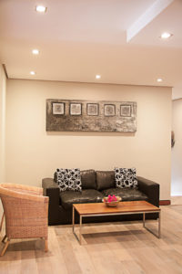 Camps Bay Villa : GBV3 – UPSTAIRS LOUNGE AREA