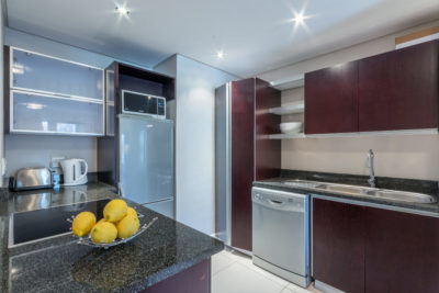 Green Point Apartment : Kitchen 13