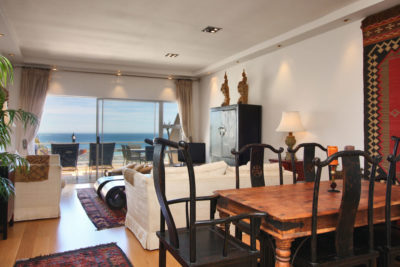 Camps Bay Apartment : Dining