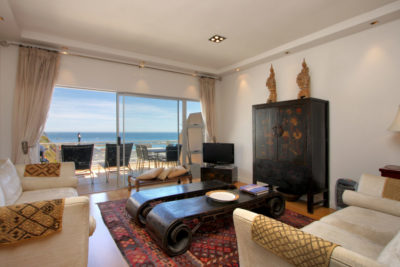 Camps Bay Apartment : Lounge