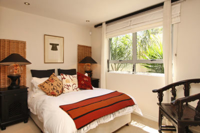 Camps Bay Apartment : Second Bedroom