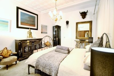 Cape Town CBD  : Studio 10 15 Bedroom 2