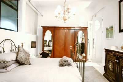 Cape Town CBD  : Studio 10 16 Bedroom 2