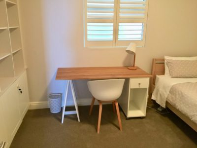 Mouille Point Apartment : Second bedroom