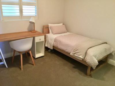 Mouille Point Apartment : Second bedroom 2