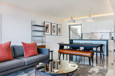 Sea Point Apartment : Viewfinder Photography21