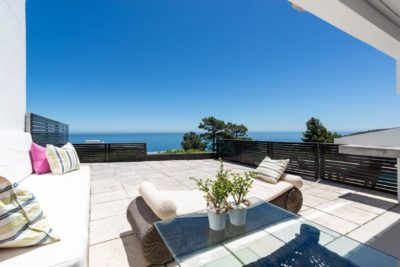 Camps Bay Apartment : 3 bedroom apartment camps bay view