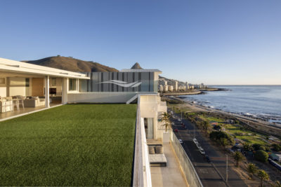 Mouille Point Apartment : 5 bedroom penthouse Mouille Point luxury villa rooftop garden