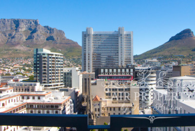 Cape Town CBD Apartment | 2 Bedrooms