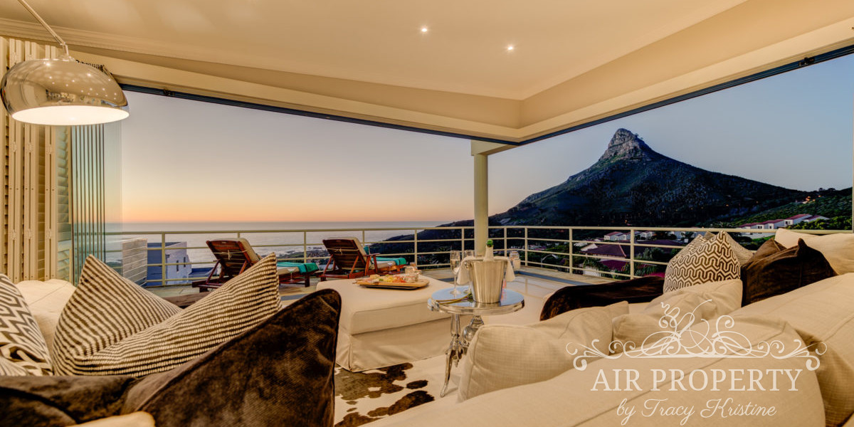 Holiday Rentals in Cape Town / Silver Lining
