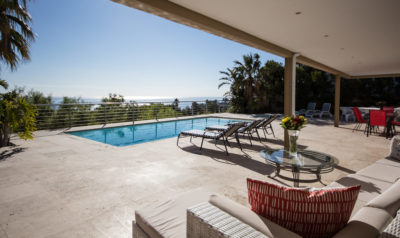 Camps Bay Villa : 4 bedroom Camps Bay Villa with pool and Jacuzzi (17)
