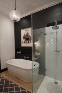 Sea Point Villa : Sea Point 2 bedroom house with pool & Garden (11)