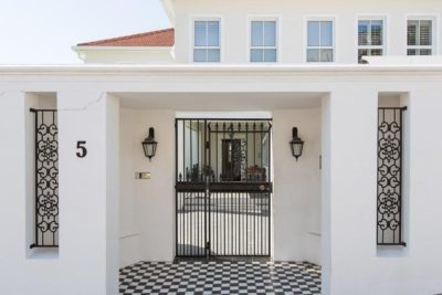 Fresnaye Villa : 5 Bedroom Fresnaye House with Pool and tramploine (14)