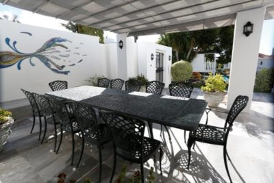 Fresnaye Villa : 5 Bedroom Fresnaye House with Pool and tramploine (16)
