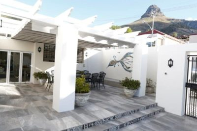 Fresnaye Villa : 5 Bedroom Fresnaye House with Pool and tramploine (28)